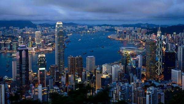 香港离岸公司注册优势