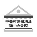 中关村注册地址(集中办公区)