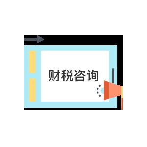 財稅咨詢(小微企業)