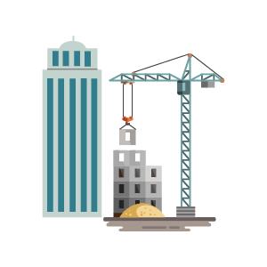 建筑行业筹划方案